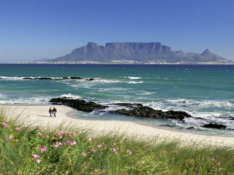 Kapstadt ¿ die letzte Station Ihrer Rundreise durch Südafrika. Genießen Sie ein paar schöne Stunden für sich,