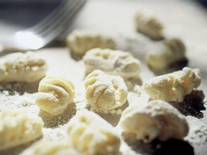 Auf unserer Rundreise durch Umbrien und die Marken genießen wir die italienische Küche mit den vielen Pastavarianten und den unterschiedlichen Gnocchi.