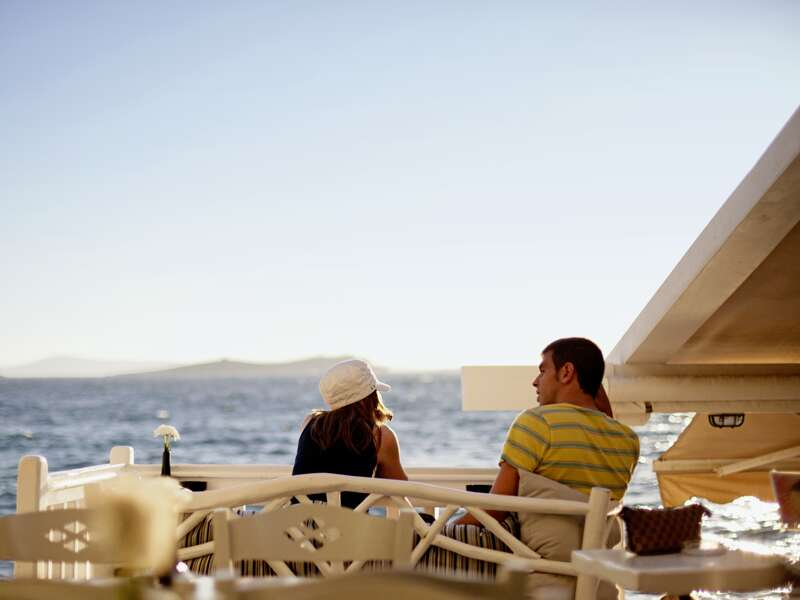 Gemeinsam passen wir uns während unserer Singlereise auf Kreta dem griechisch-entspannten Lebensstil an.