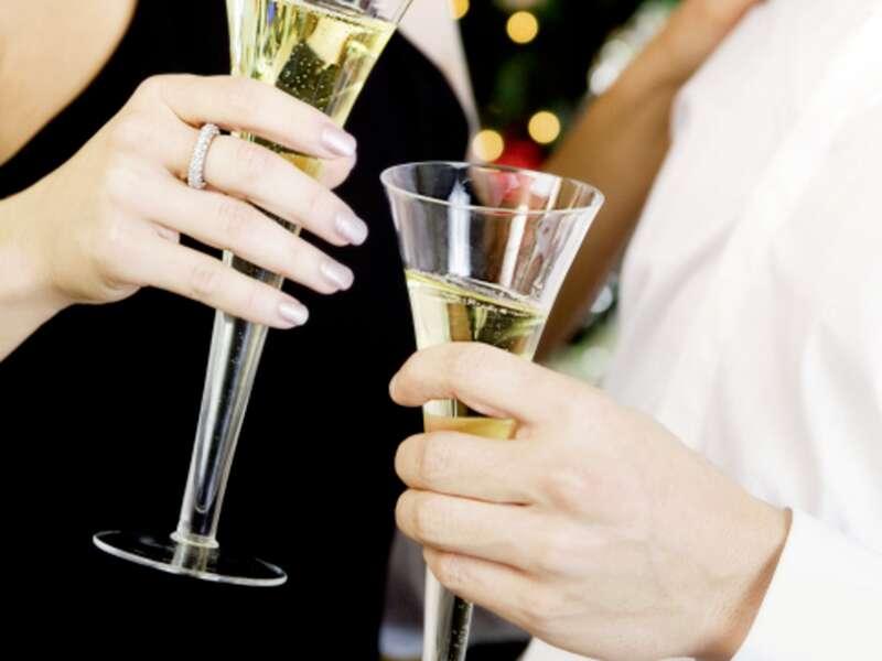 Silvester feiern wir auf unserer Reise für Singles und Alleinreisende nach Madrid mit einem Menü in einem guten Restaurant.