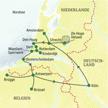 Highlights der Rundreise Niederlande und Belgien