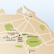 Stadtplan Edinburgh
