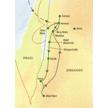 Reisekarte Jordanien - Impressionen