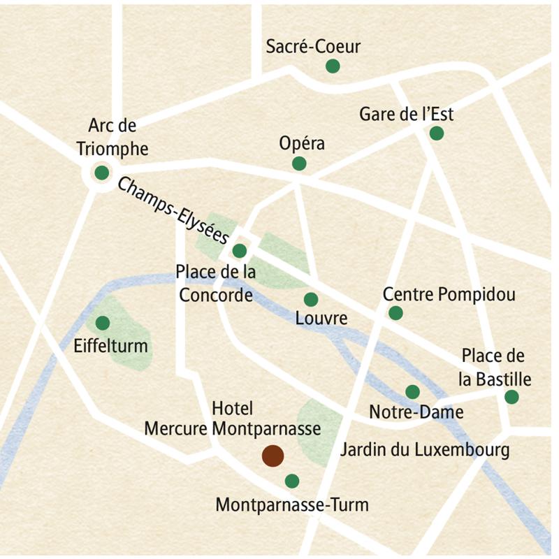 Familienurlaub Mit Studiosus Paris Eiffelturm Mona Lisa Boulespielen