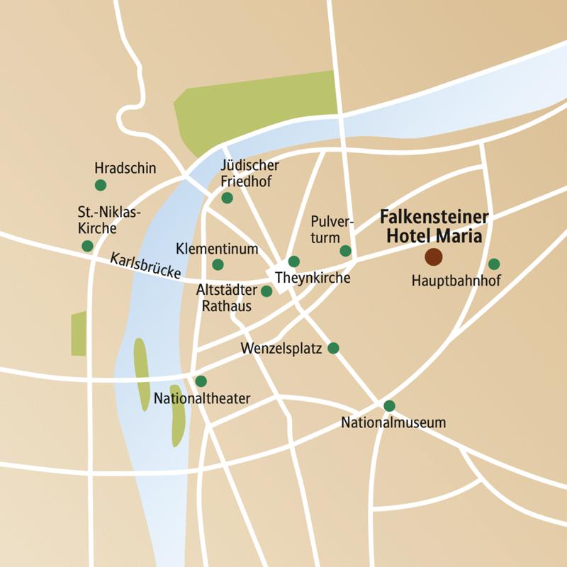 Verbringen Sie auf dieser CityLights-Städtereise fünf unvergessliche Tage in Prag! Ihre Studiosus-Reiseleiterin bringt Ihnen die Geschichte(n) der Stadt näher: vom Veitsdom über Kafka bis Schweijk, dazu Altstädter Ring, Wenzelsplatz und Jüdischer Friedhof.