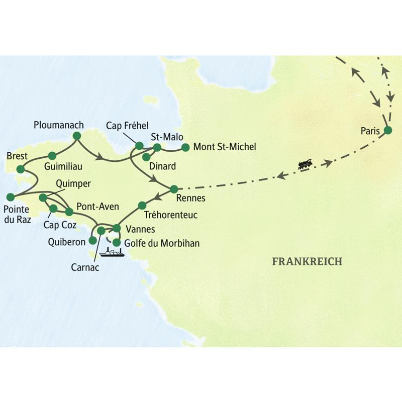 bretagne - wandern zwischen menhiren und meer (0666b